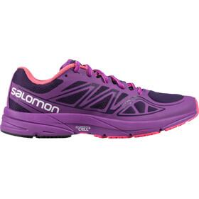 Salomon Sonic Aero - Chaussures running Femme - violet